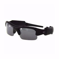 Óculos De Sol Espião C/ Câmera Sport Hd Microfone Leadership