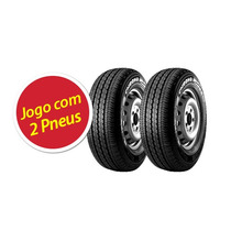 Kit Pneu Aro 15 Pirelli 225/70r15 Chrono 112r 2 Unidades