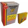 Jogo De Cabos +velas Ngk Fox Crossfox Gol G3 8v 01/ Power