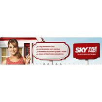 Antena Sky Pre Pagamento R$ 250,00