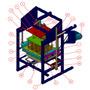 Projeto De Máquina De Blocos E Pisos De Concreto Cimento