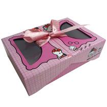 Caixinha Organizadora Hello Kitty Boxmania Caixa Porta Treco