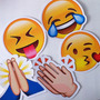 10 Plaquinhas Divertidas Emoticons Watsapp