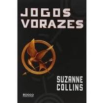 Livro - Jogos Vorazes, Suzanne Collins, Ed: Rocco