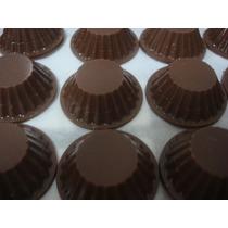 Forminha De Chocolate Para Brigadeiro E Doces (100 Unidades)