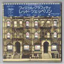 [cd] Physical Graffiti... Japan/papersleeve+obi 2003 Lacrado
