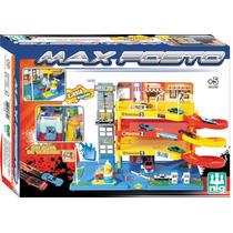 Max Posto De Gasolina Lava Rápido Água De Verdade P Crianças