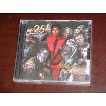 Cd+dvd Michael Jackson : Thriller 25 Th Anniversary Duplo