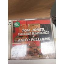 Cd: Tom Jones Engelbert Humperdinck - Andy Williams