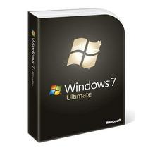 Windows 7 Ultimate 32/64 Bit Português Mídia E Licença