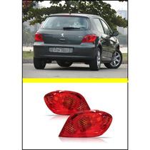 Lanterna Traseira Peugeot 307 Hatch 07/ Esquerda