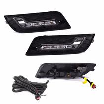 Kit Luz Diurna Led Honda New Civic 2012/13/14 Dlaa Original