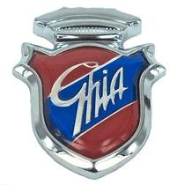 Emblema Ghia Lateral 1s7116098ja Focus-2000-2008