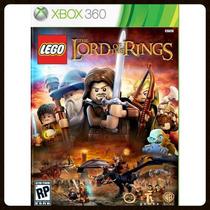 Lego The Lord Of The Rings O Senhor Dos Anéis Xbox 360