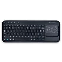 Teclado Logitech Wireless Touch K400