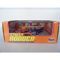 Hot Wheels 100% Street Rodder Limited Edition