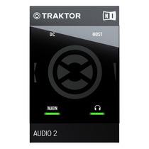 Native Instruments Traktor Audio 2 Interface Usb 4 Saídas Dj