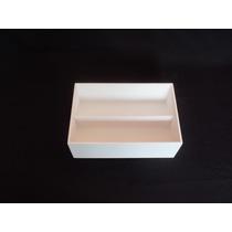 Caixa Mdf Branca Para Mini Chandon E Uma Taca