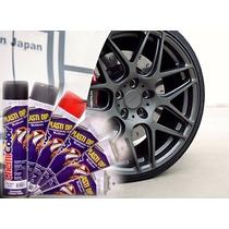 Spray Envelopamento Plasti Dip Grafite 500ml Automotivo