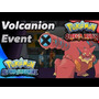Pokémon Or & As / X & Y - Volcanion De Evento + Brinde