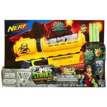 Lançador Nerf Zombie Strike Bio Squad Eraser Zr-100 - Hasbro