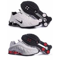 Nike Shox Classic, R4,onix Originais Na Caixa! Frete Grátis!