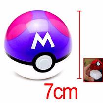 Pokémon - Pokebola Pokeball - Master Ball - Frete Barato