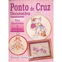 Artesanato - Ponto Cruz Decorativo Para Quadrinhos Nº 5