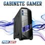 Gabinete Gamer Bluecase Bg-023 2 Baias Sem Fonte Usb 3.0