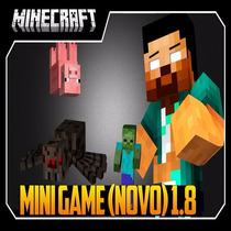 Servidor Minecraft 1.8.9 Minigames2016 + Survival Swywars