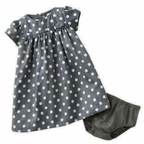 Lindo Vestido De Seda Com Calcinha Carter