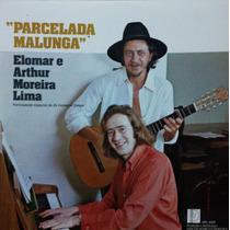 Lp Vinil - Elomar E Arthur Moreira Lima