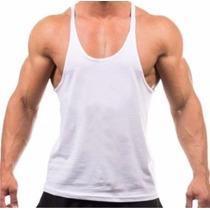 Camiseta Regata Super Cavada Lisa P/ Musculação Melhor Preço