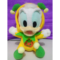 Boneco De Pelúcia Pato Donald Original Disney Baby 18 Cm