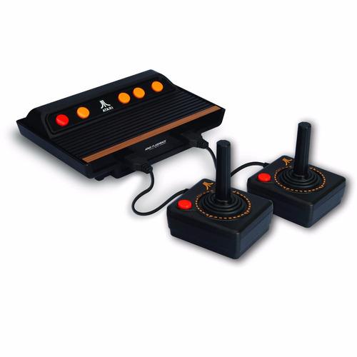 Atari Flashback 7 Nacional Com 101 Jogos Na Memória
