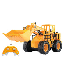 Trator Truck Pá Carregadeira Controle Remoto - Construforce
