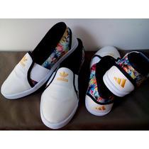 Sapatilha Tênis Sapatenis Feminino Adidas