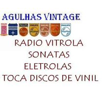 Agulha Philips -do Toca Disco Ga 314 (**) Pronta Entrega!!