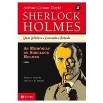 Sherlock Holmes 2 - Edição Definitiva - Comentada E Ilustrad