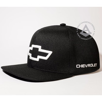 Boné Snapback Chevrolet Racing - Asphalt