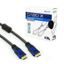 Cabo Hdmi 1080p Full Hd 10m Ps3 Projetor Lcd Tv 10 Metros