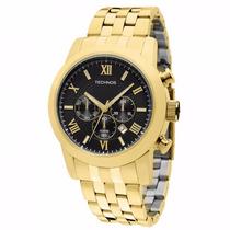 Relógio Technos Cronógrafo Classic Grandtech Os20hu/4p
