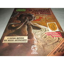 Livro Os Primeiros Habitantes Do Brasil Guarinello Ref.134