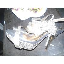 Lote De Sapatos Calçados Femininos Brechó