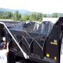 Lona 6,5x3,2 Para Transporte De Asfalto Usinado Quente 200°c