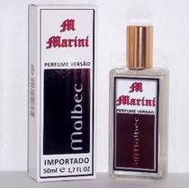 Perfume Versão Malbec Masculino 50 Ml