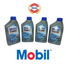 4 Litros Oleo Mobil Super Flex 10w40 Api Sn Semisintetico