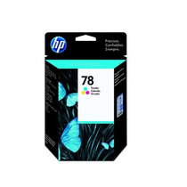 Cartucho De Tinta Hp C6578dl Hp 78 Tricolor 19ml