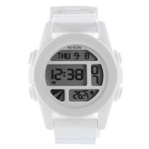 Relógio Nixon Unit White