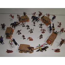 05 Diligencias Em Circulo Se Defendem Do Ataque Forte Apache